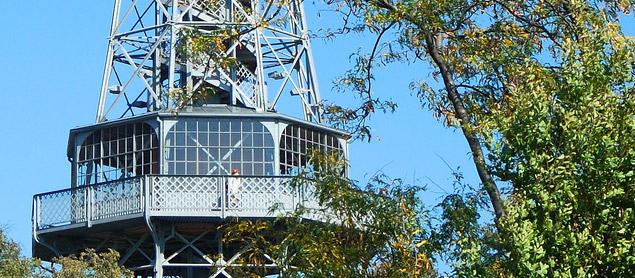 Петржин - Петржинская смотровая башня