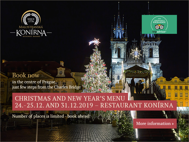 Restaurants Open On Christmas Eve 2019.Christmas And New Year S Menu 24 25 12 A 31 12 2019